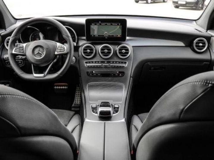 Mercedes GLC 250 211CH SPORTLINE 4MATIC 9G-TRONIC BLEU Occasion - 9