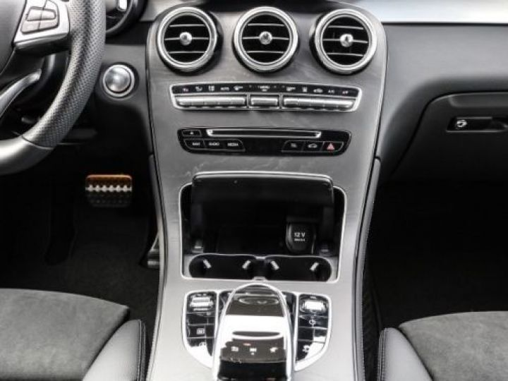 Mercedes GLC 250 211CH SPORTLINE 4MATIC 9G-TRONIC BLEU Occasion - 11