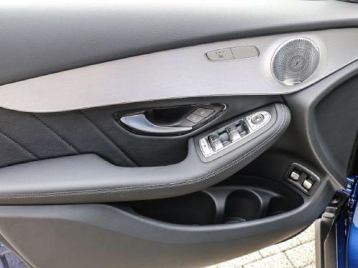 Mercedes GLC 250 211CH SPORTLINE 4MATIC 9G-TRONIC BLEU Occasion - 14