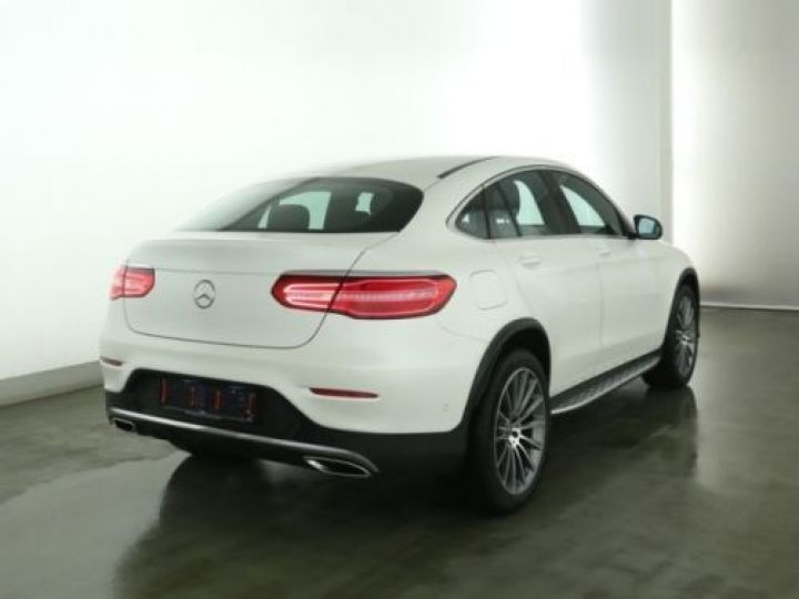 Mercedes GLC 250 4M COUP BLANC Occasion - 2