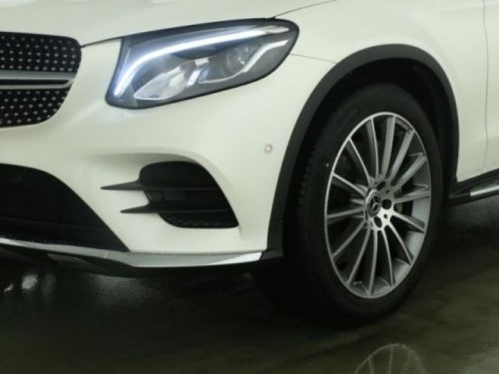 Mercedes GLC 250 4M COUP BLANC Occasion - 3