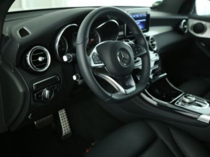 Mercedes GLC 250 4M COUP BLANC Occasion - 5