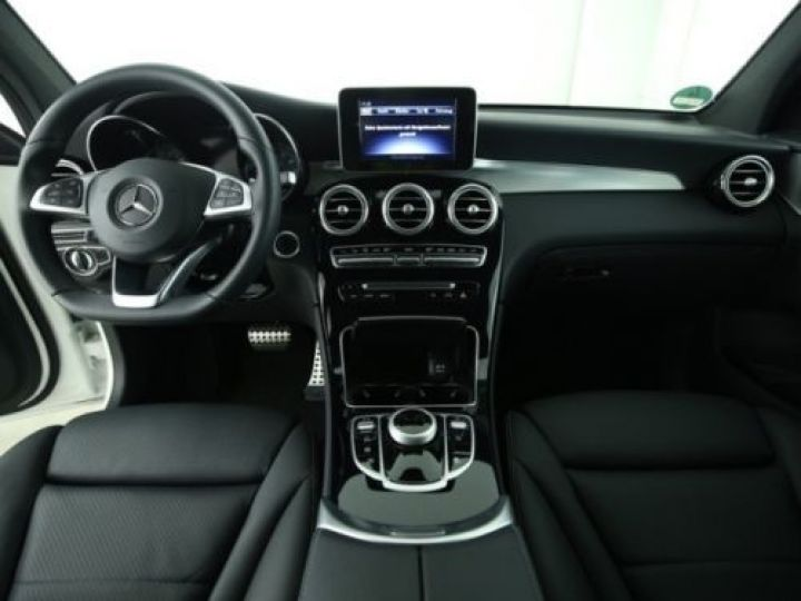 Mercedes GLC 250 4M COUP BLANC Occasion - 7