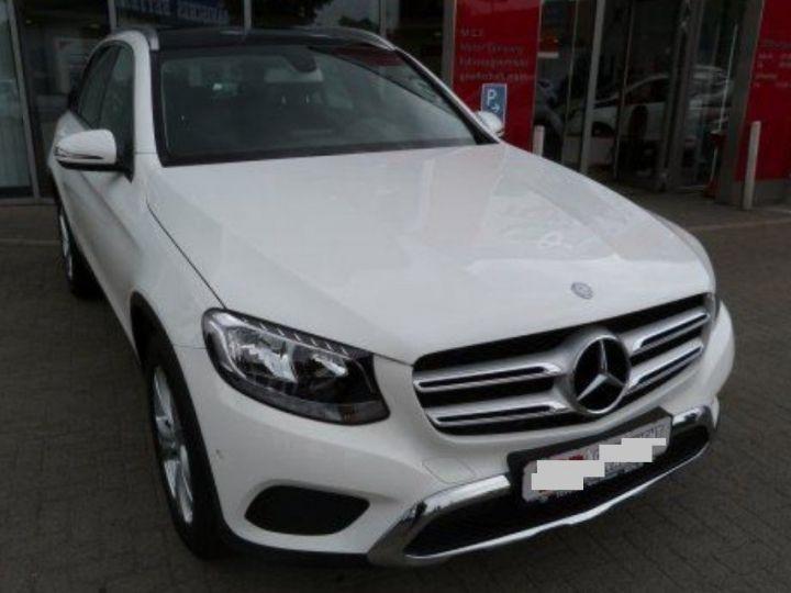 Mercedes GLC 250  CDI 204 Exclusive 4Matic 9G-TRO(12/2015) POLARWEISS - UNILACK blanc - 1