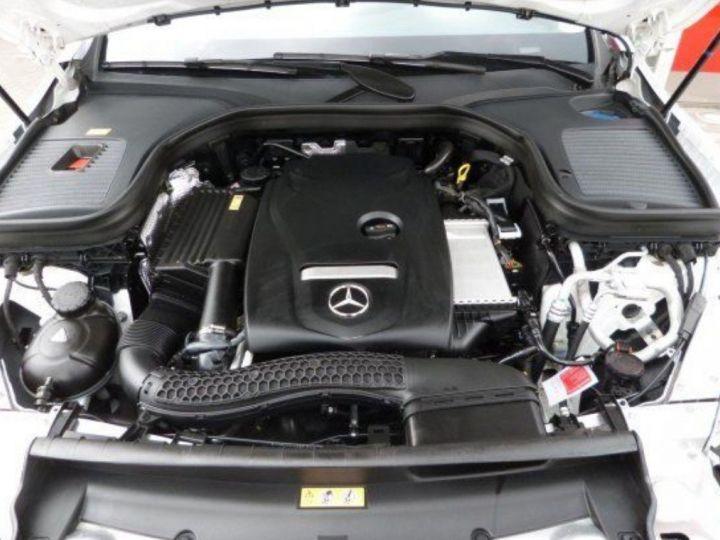 Mercedes GLC 250  CDI 204 Exclusive 4Matic 9G-TRO(12/2015) POLARWEISS - UNILACK blanc - 9