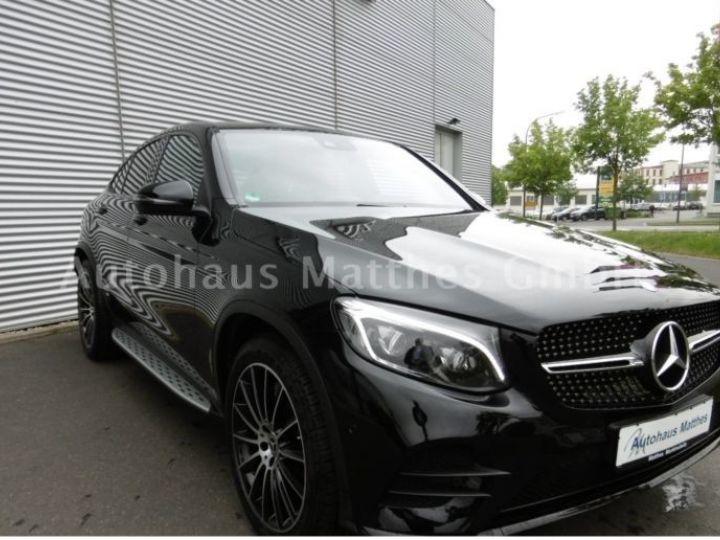 Mercedes GLC 250 D 204CH SPORTLINE 4MATIC 9G-TRONIC NOIR Occasion - 1