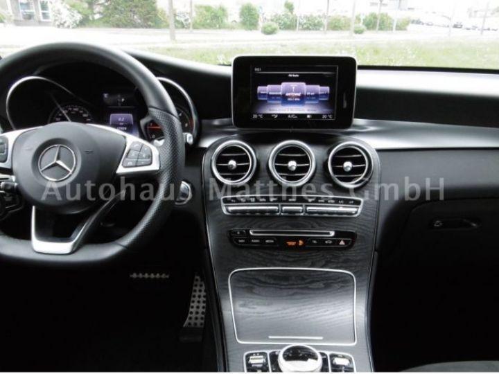 Mercedes GLC 250 D 204CH SPORTLINE 4MATIC 9G-TRONIC NOIR Occasion - 2