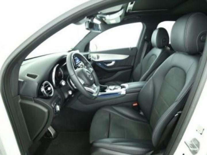 Mercedes GLC 250 D 204CH SPORTLINE 4MATIC 9G-TRONIC BLANC Occasion - 4