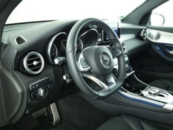Mercedes GLC 250 D 204CH SPORTLINE 4MATIC 9G-TRONIC BLANC Occasion - 5