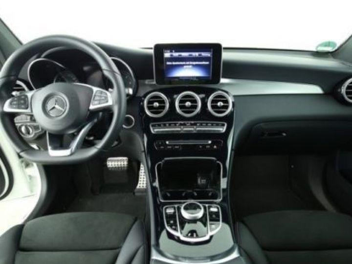 Mercedes GLC 250 D 204CH SPORTLINE 4MATIC 9G-TRONIC BLANC Occasion - 7