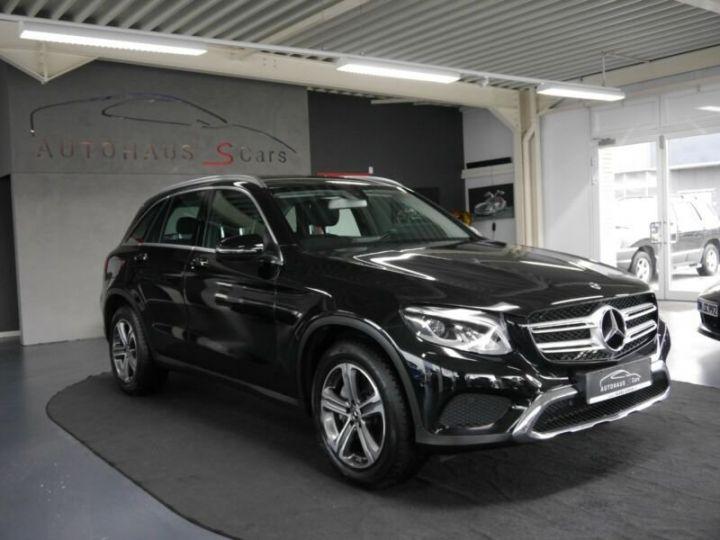 Mercedes GLC 250 D 4matic noire - 1