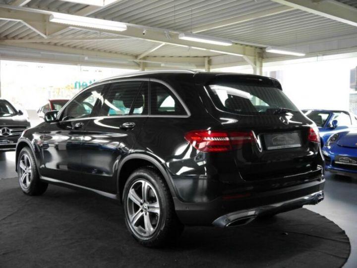 Mercedes GLC 250 D 4matic noire - 2