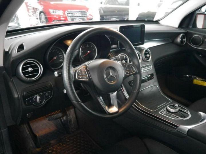 Mercedes GLC 250 D 4matic noire - 5