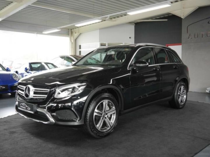 Mercedes GLC 250 D 4matic noire - 7