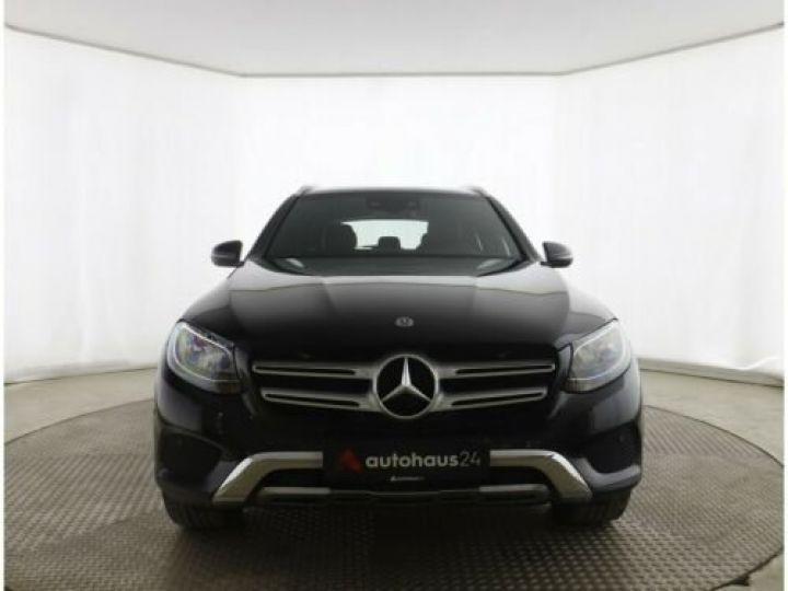 Mercedes GLC 250 d 4Matic / Affichage tête haute / GPS / Bluetooth / Toit panoramique /Garantie 12 mois Noir métallisée  - 1