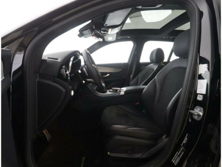 Mercedes GLC 250 d 4Matic / Affichage tête haute / GPS / Bluetooth / Toit panoramique /Garantie 12 mois Noir métallisée  - 8