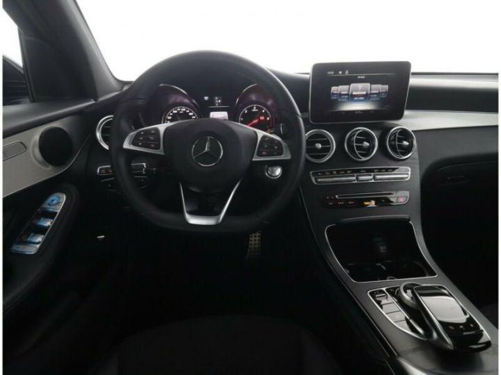 Mercedes GLC 250 d 4Matic / Affichage tête haute / GPS / Bluetooth / Toit panoramique /Garantie 12 mois Noir métallisée  - 10