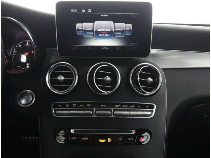 Mercedes GLC 250 d 4Matic / Affichage tête haute / GPS / Bluetooth / Toit panoramique /Garantie 12 mois Noir métallisée  - 12