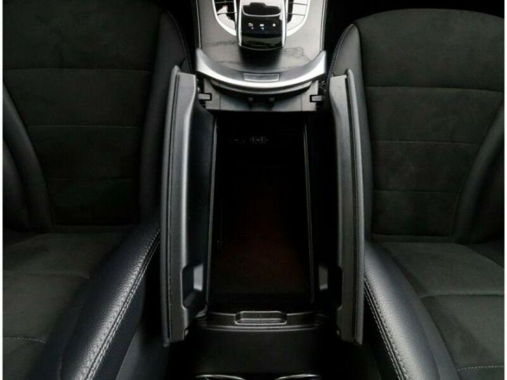 Mercedes GLC 250 d 4Matic / Affichage tête haute / GPS / Bluetooth / Toit panoramique /Garantie 12 mois Noir métallisée  - 13
