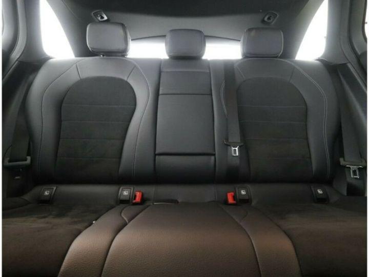 Mercedes GLC 250 d 4Matic / Affichage tête haute / GPS / Bluetooth / Toit panoramique /Garantie 12 mois Noir métallisée  - 14