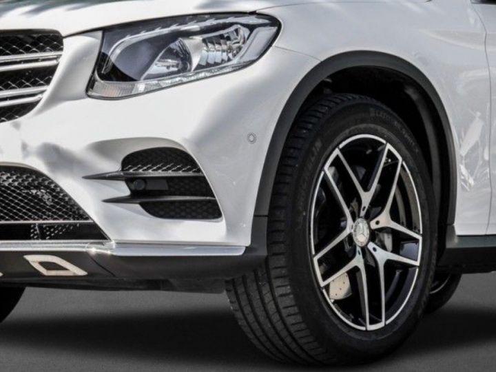 Mercedes GLC 250d 4M AMG AUTO toit panoramique blanc polaire - 3