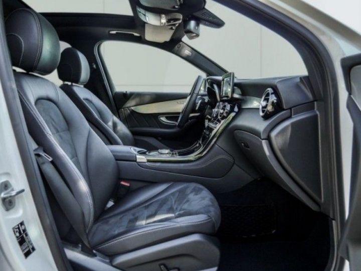 Mercedes GLC 250d 4M AMG AUTO toit panoramique blanc polaire - 4