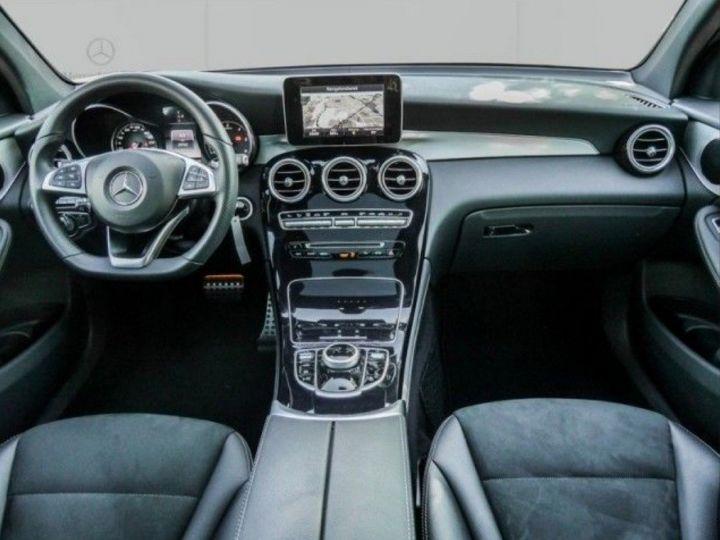 Mercedes GLC 250d 4M AMG AUTO toit panoramique blanc polaire - 6
