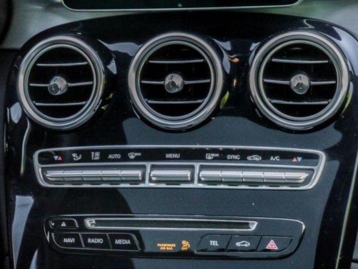 Mercedes GLC 250d 4M AMG AUTO toit panoramique blanc polaire - 7
