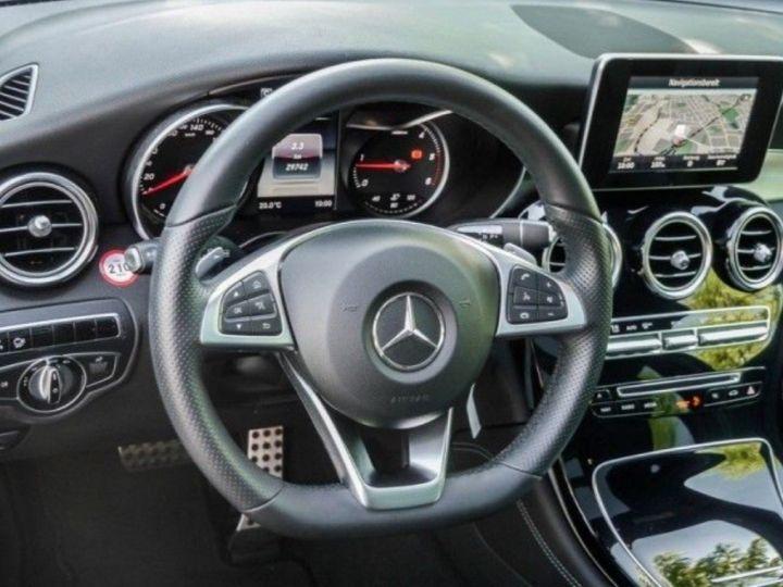 Mercedes GLC 250d 4M AMG AUTO toit panoramique blanc polaire - 8