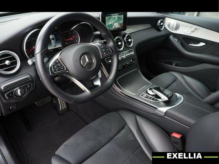 Mercedes GLC 250d 4Matic AMG Line GRIS PEINTURE METALISE  Occasion - 4