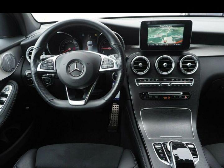 Mercedes GLC 250d 4Matic AMG Line GRIS PEINTURE METALISE  Occasion - 5