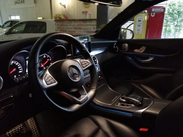 Mercedes GLC 250D SPORTLINE 4MATIC BVA Blanc - 5