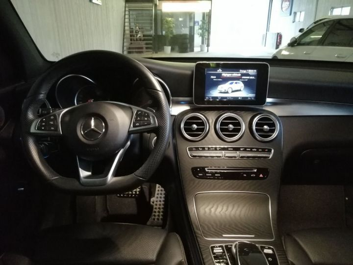 Mercedes GLC 250D SPORTLINE 4MATIC BVA Blanc - 6