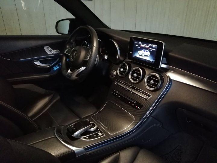 Mercedes GLC 250D SPORTLINE 4MATIC BVA Blanc - 7