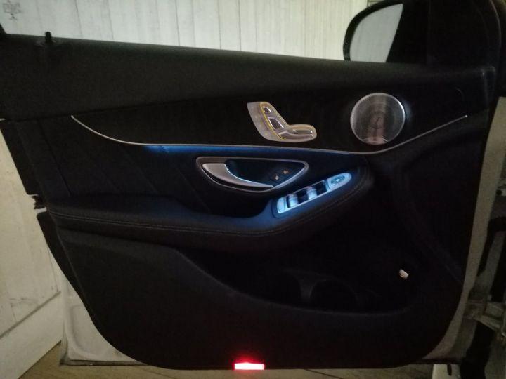 Mercedes GLC 250D SPORTLINE 4MATIC BVA Blanc - 9