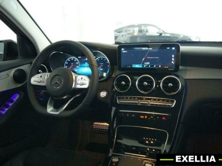 Mercedes GLC 300 de 4Matic AMG NOIR PEINTURE METALISE  Occasion - 6