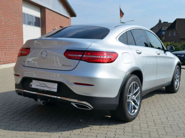Mercedes GLC 350 D 258CH FASCINATION 4MATIC 9G-TRONIC GRIS Occasion - 14