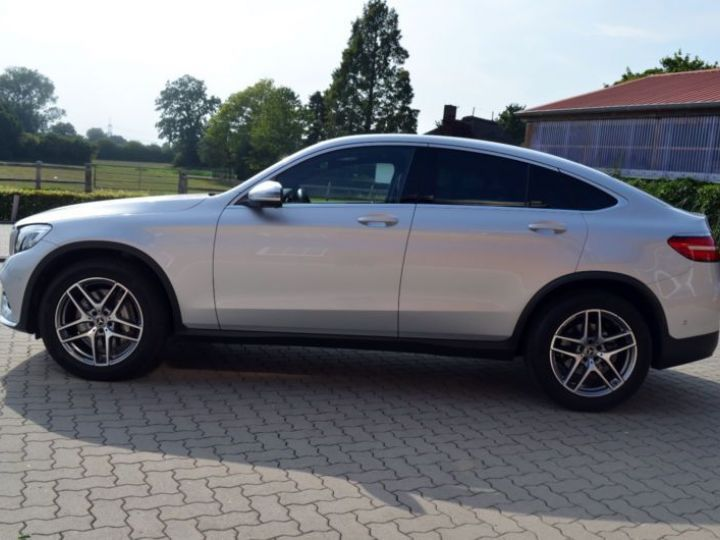 Mercedes GLC 350 D 258CH FASCINATION 4MATIC 9G-TRONIC GRIS Occasion - 15