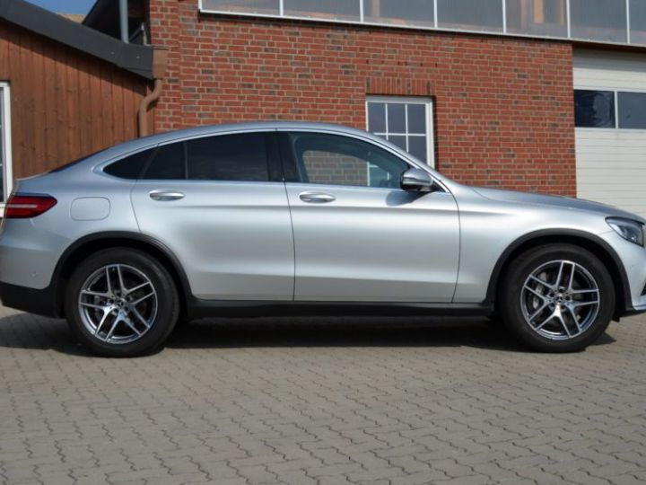 Mercedes GLC 350 D 258CH FASCINATION 4MATIC 9G-TRONIC GRIS Occasion - 17