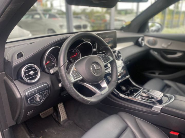 Mercedes GLC 350 D 258CH FASCINATION 4MATIC 9G-TRONIC Gris C - 20