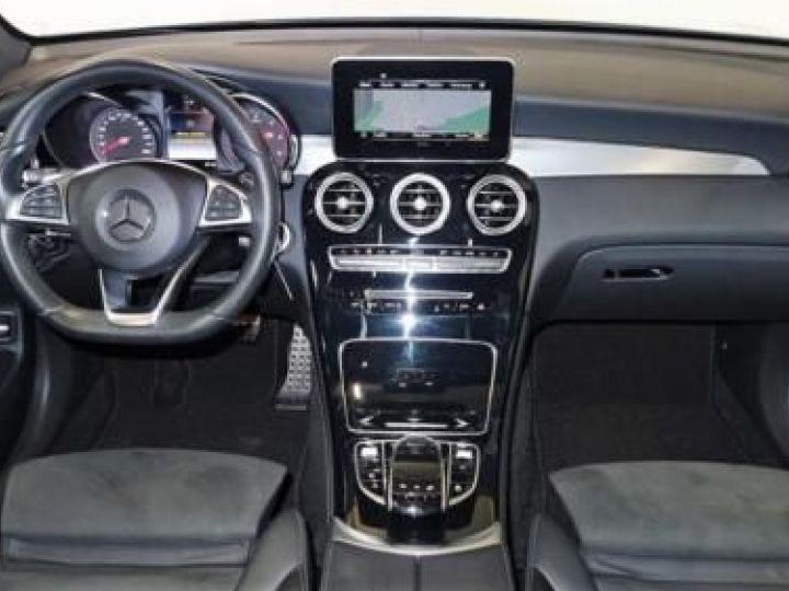 Mercedes GLC 350 D 258CH SPORTLINE 4MATIC 9G-TRONIC BLANC Occasion - 2