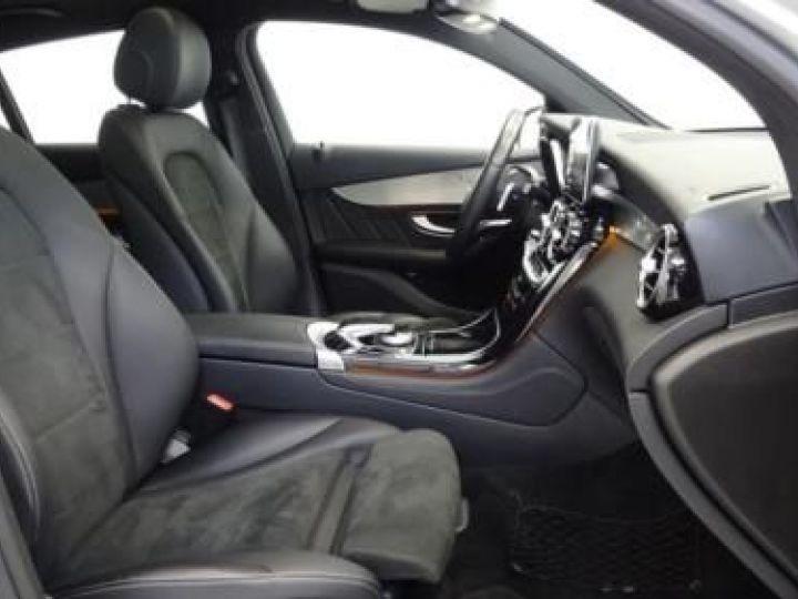 Mercedes GLC 350 D 258CH SPORTLINE 4MATIC 9G-TRONIC BLANC Occasion - 3