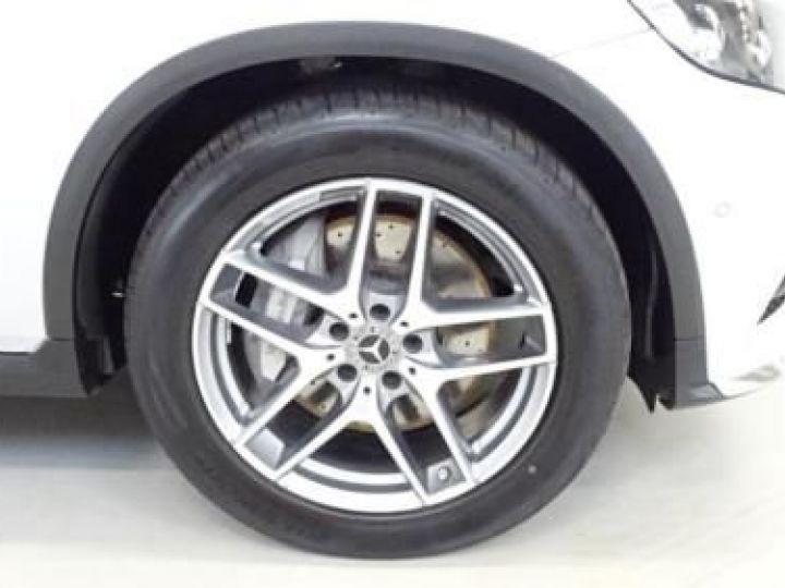 Mercedes GLC 350 D 258CH SPORTLINE 4MATIC 9G-TRONIC BLANC Occasion - 5