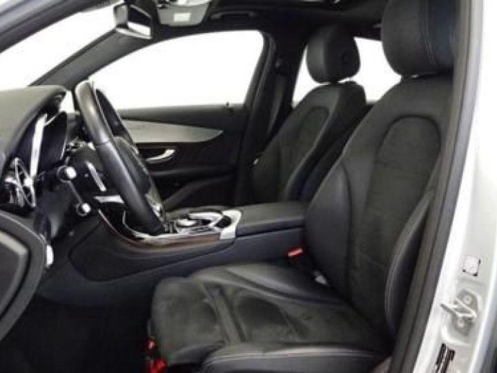 Mercedes GLC 350 D 258CH SPORTLINE 4MATIC 9G-TRONIC BLANC Occasion - 6