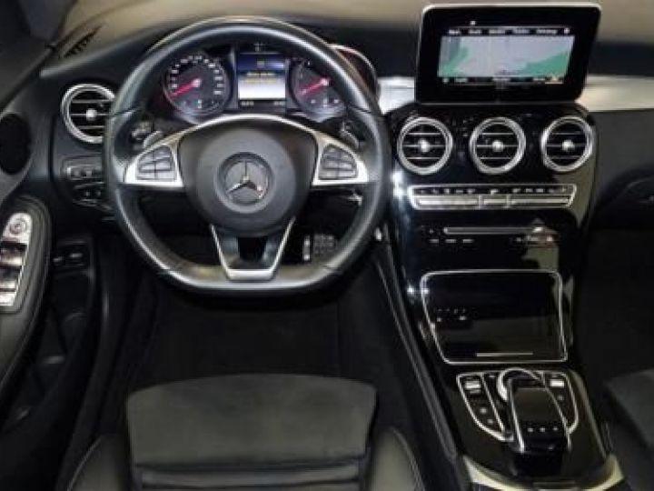 Mercedes GLC 350 D 258CH SPORTLINE 4MATIC 9G-TRONIC BLANC Occasion - 9