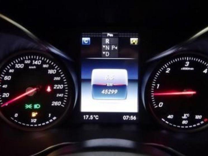 Mercedes GLC 350 D 258CH SPORTLINE 4MATIC 9G-TRONIC BLANC Occasion - 10