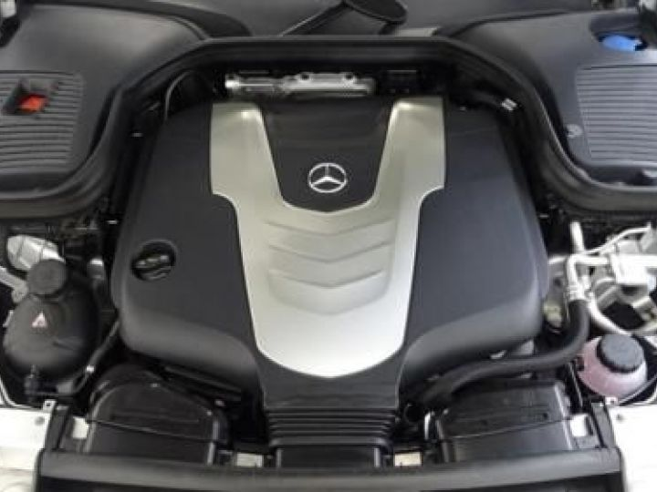 Mercedes GLC 350 D 258CH SPORTLINE 4MATIC 9G-TRONIC BLANC Occasion - 12
