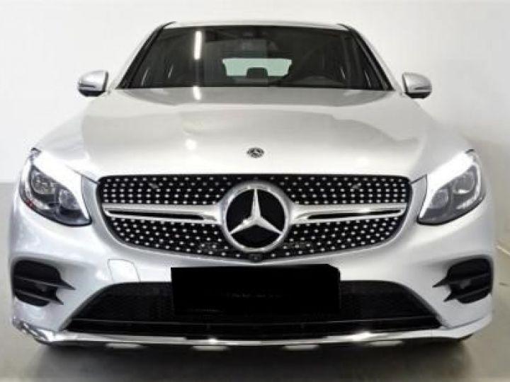 Mercedes GLC 350 D 258CH SPORTLINE 4MATIC 9G-TRONIC BLANC Occasion - 13