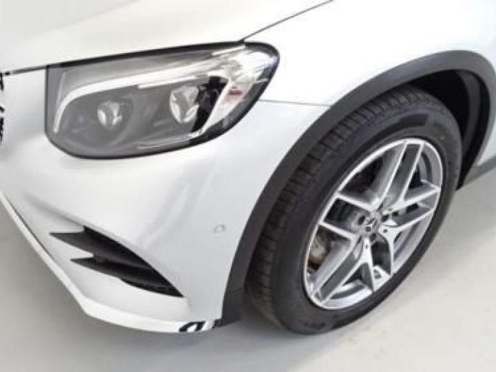 Mercedes GLC 350 D 258CH SPORTLINE 4MATIC 9G-TRONIC BLANC Occasion - 16