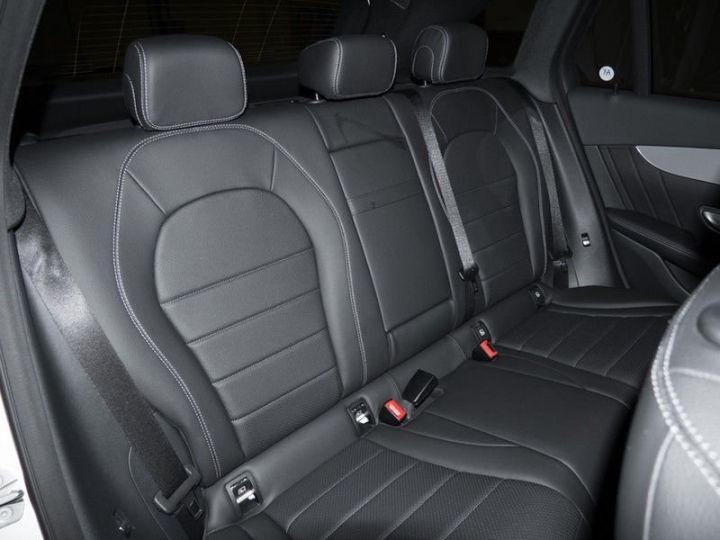Mercedes GLC 350 D AMG LINE 4matic  BLANC  Occasion - 4